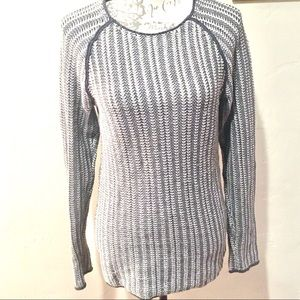 A/X Armani Exchange Cotton and Wool Sweater
